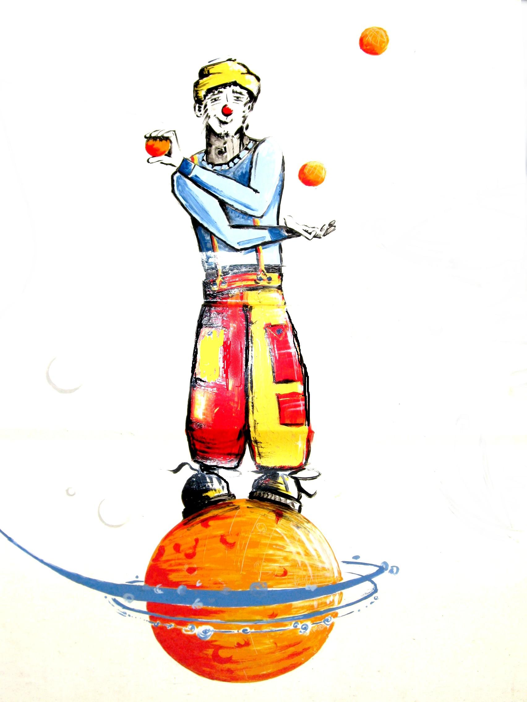 Projet cirque - Image jongleur cirque ...
